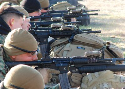 Pistol and Carbine Courses