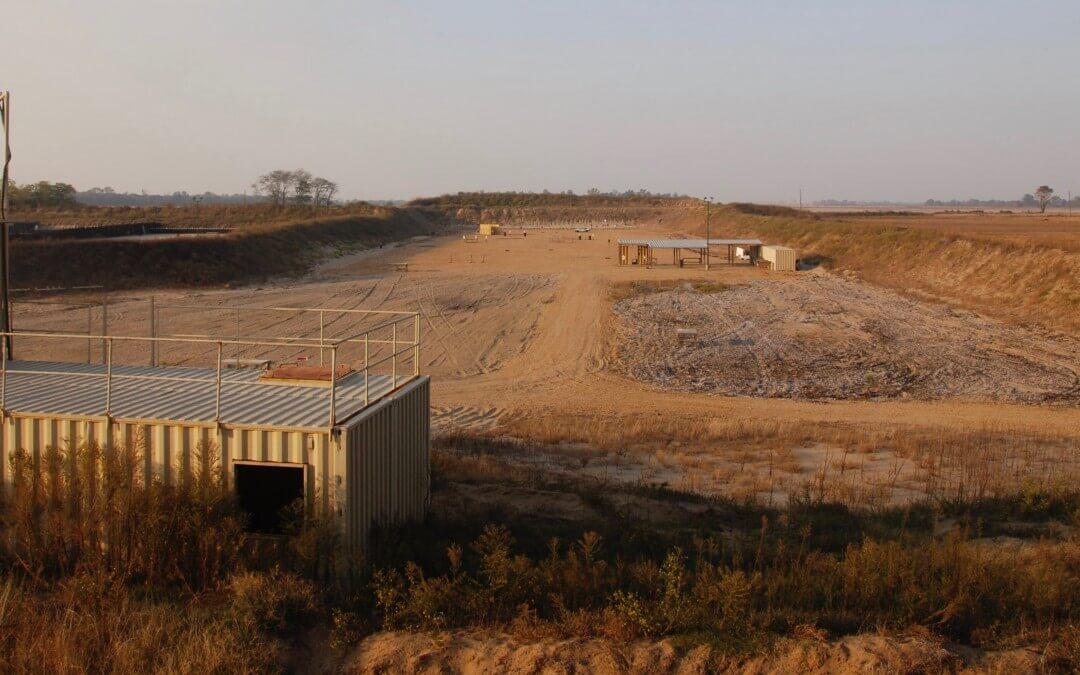 Range 4 – 300 Yard, 270° Multipurpose Range