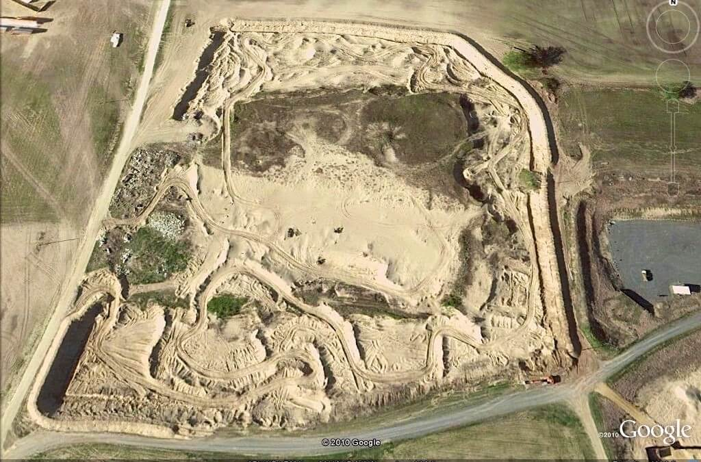 10-Acre Live-Fire Wadi