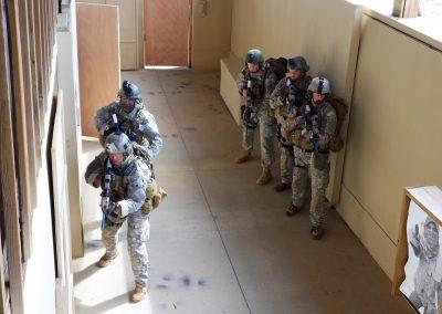 Close Quarters Battle (CQB)