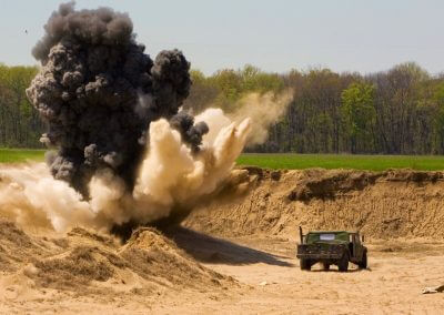 SOF Protection and High Risk Driver Course (SOF P & HRD)