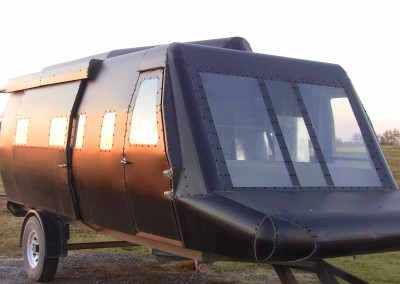 Customized H-60 Medical CASEVAC Trainer