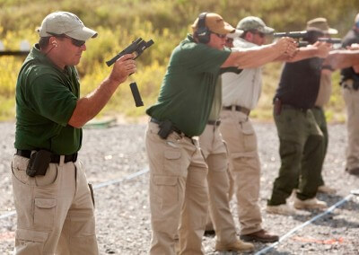 High Risk Concealed Carry (HRCC)